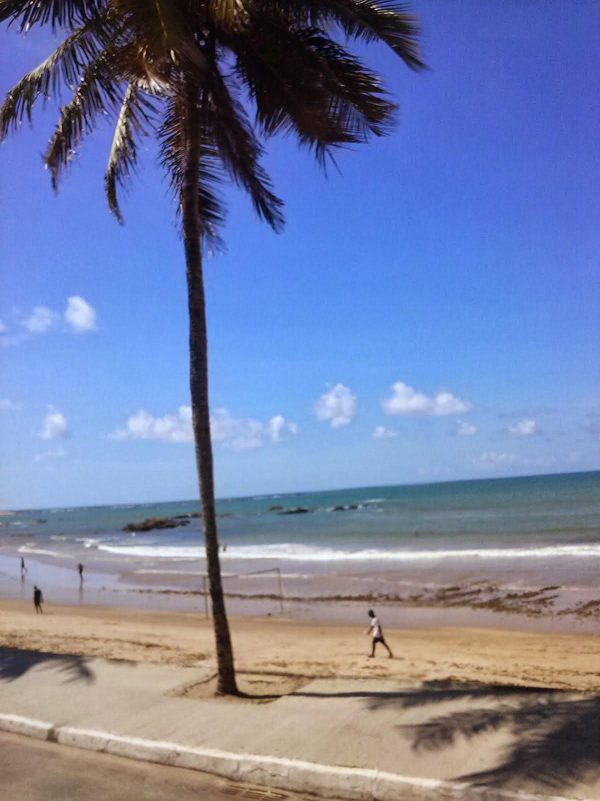Praia de Itapuã - Salvador