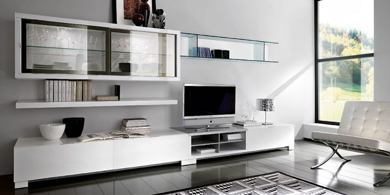 Contemporary Modern Living Room Sofas (7 Image)