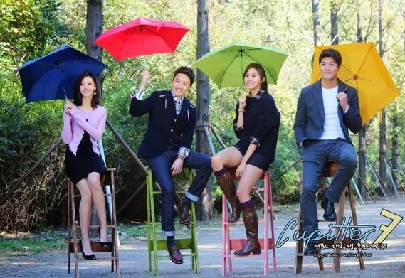 Hình Ảnh Diễn Viên Trong Bộ Phim Cầu Vồng Hoàng Kim - Golden Rainbow (2013)