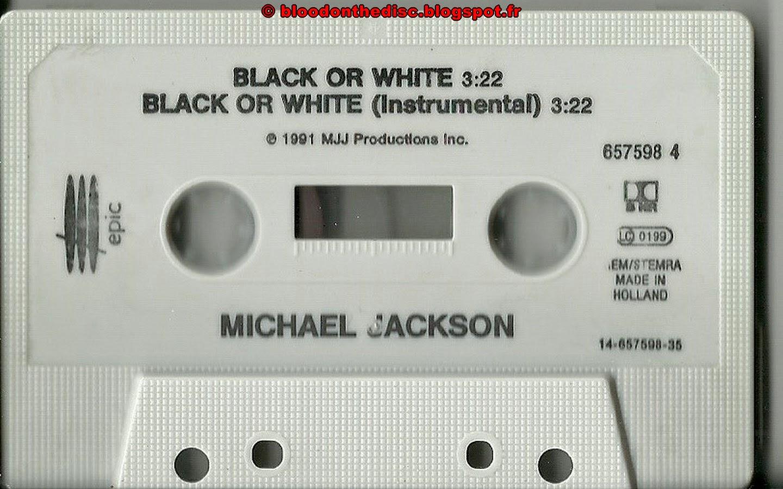 Black Or White K7