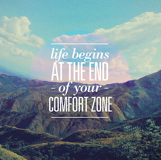 The Best Me I Can Be!: Life Begins At The End Of Your Comfort Zone