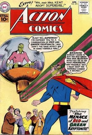Action Comics #275 cover