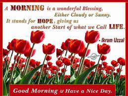 Good morning picture and quotes