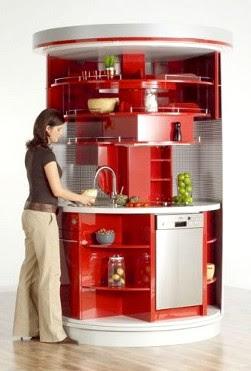mini espacios mini cocinas - Mini Cocinas