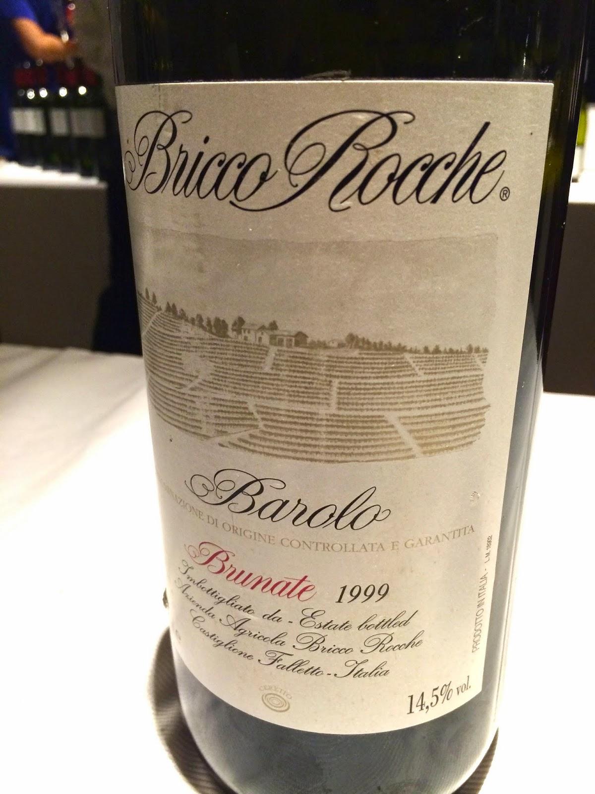 Barolo Brunate Ceretto 1999 Ceretto Barolo Brunate