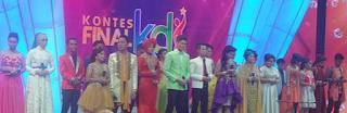 Konser Final KDI 4 mei l 2015
