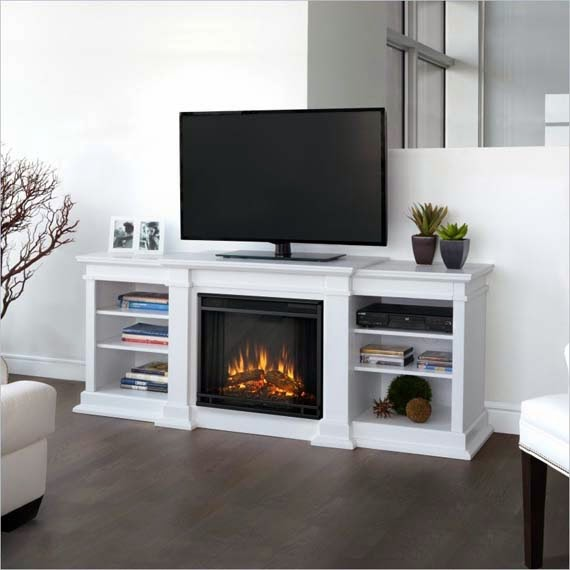 Tv Stand With Fireplace Review Ayanahouse