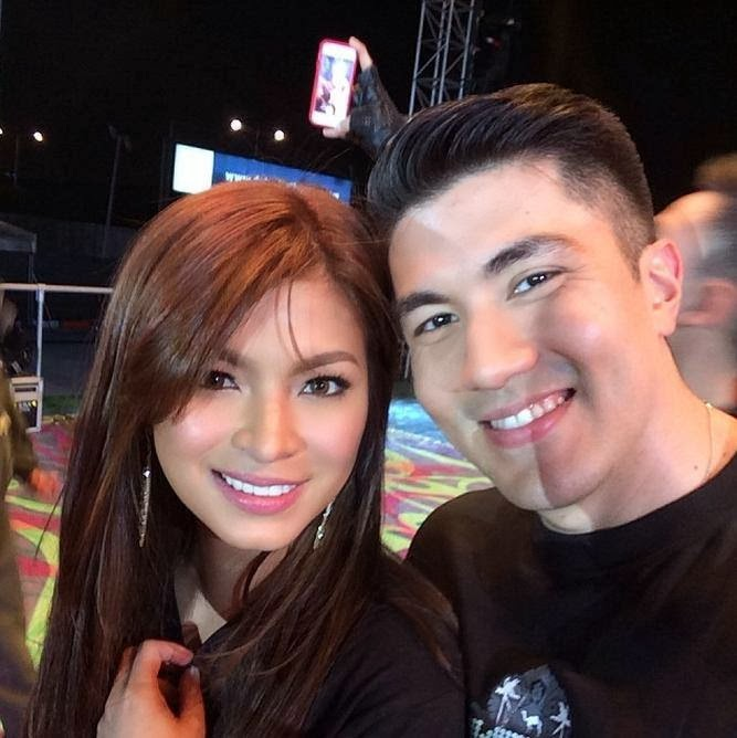 Angel Locsin and Luis Manzano news