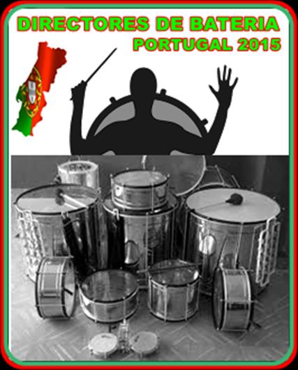 DIRECTORES DE BATERIA- PORTUGAL 2015