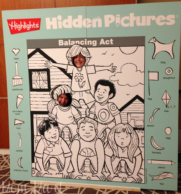 #IWasAHighlightsKid Highlights Hidden Pictures