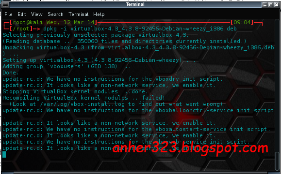 dpkg -i virtualbox-4.3_4.3.8-92456~Debian~wheezy_i386.deb