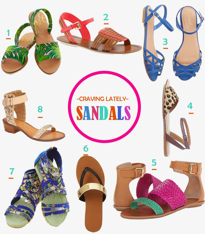 cute sandals for women