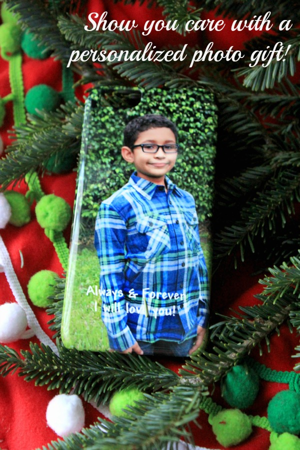 Show you care with a personalized photo gift! #MiVidaShutterfly #ad