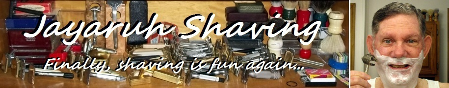 Jayaruh Shaving