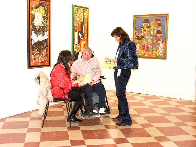 EXPOSICIÓN CENTRO CÍVICO MÁLAGA