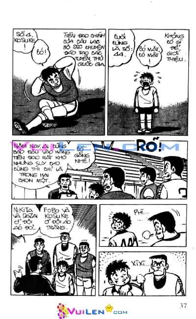 Jindodinho - Đường Dẫn Đến Khung Thành III  Tập 13 page 37 Congtruyen24h