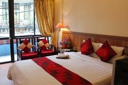 phòng khách sạn holiday sapa hotel