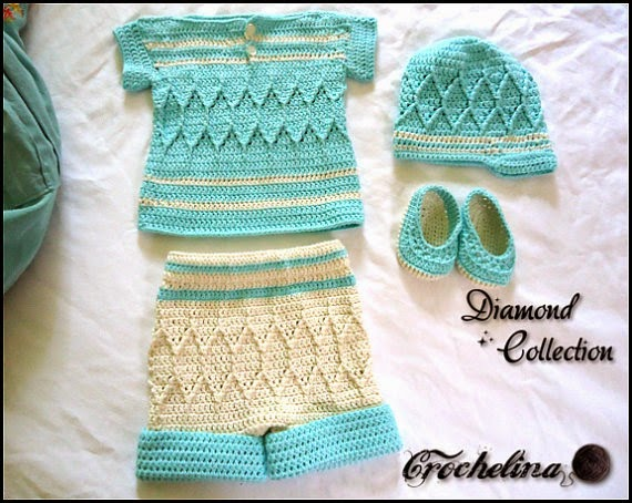 Crochetpedia New Pattern Up In Store Crochet Baby Shorts Pattern