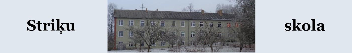 Striķu skola