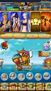 Plus OP - Game One Piece Android Screenshot