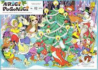 arici pogonici revista desene copii maimuta kio avi aventurile livia rusz ovidiu zotta