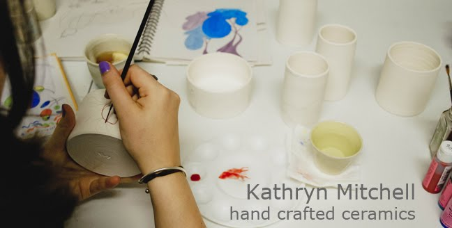Kathryn Mitchell Ceramics
