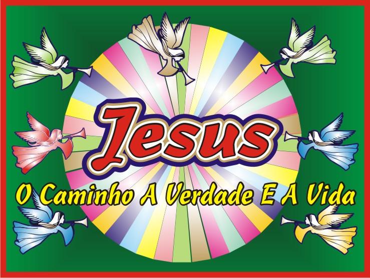 """Jesus """"O Caminho, A Verdade E A Vida"""""""