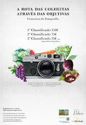 Concurso de Fotografia 'A Rota das Colheitas Através das Objetivas'