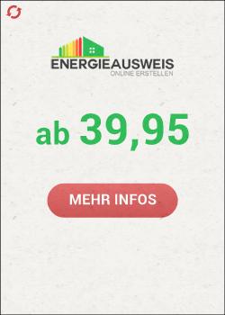 Energieausweis 2018 benötigt?
