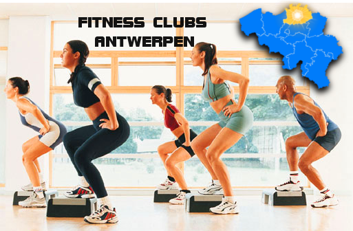 fitness clubs centra antwerpen