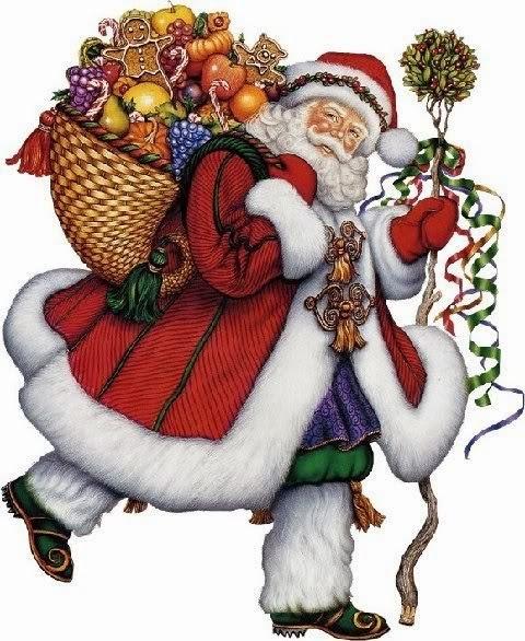 """Santa Claus"" ""Christmas"" ""Merry Christmas"" ""From Santa"""