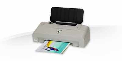 download Canon PIXMA iP1200 Inkjet printer's driver