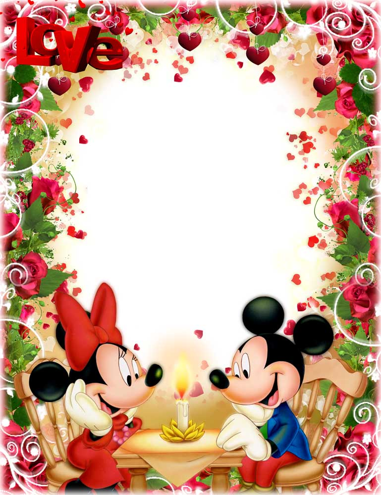 mickey mouse frame - Mickey Mouse Picture Frames