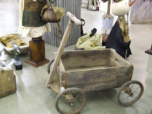 Rick's Antique Wagon Reproduction