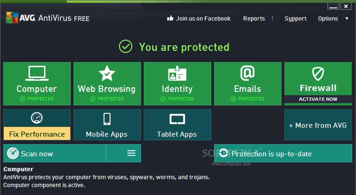 AVG Antivirus Free 2014 Review