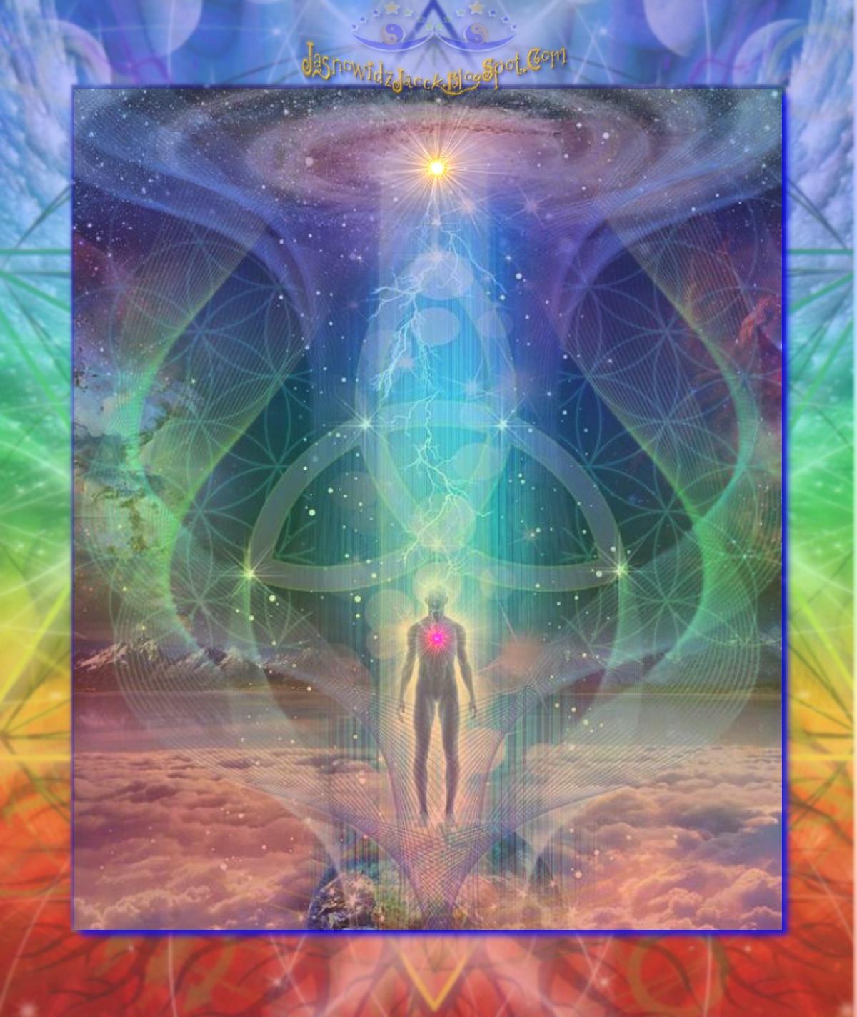 Połączenie z Wszechświatem — Wniebowstąpienie