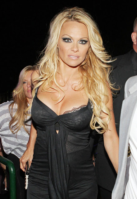72351 pamelaanderson atthe3rdannualsilverparty2011 Pamela Anderson   Silver Party in Fort Lauderdale HQ [May 20, 2011]