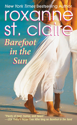 Blog Tour + Giveaway – Barefoot in the Sun by Roxanne St. Claire