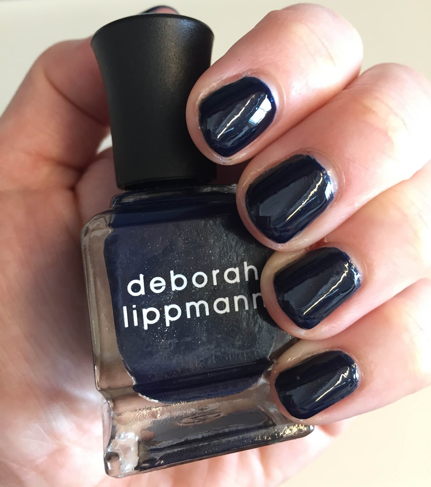 The Beauty of Life: #ManiMonday: Deborah Lippmann Rolling in the Deep