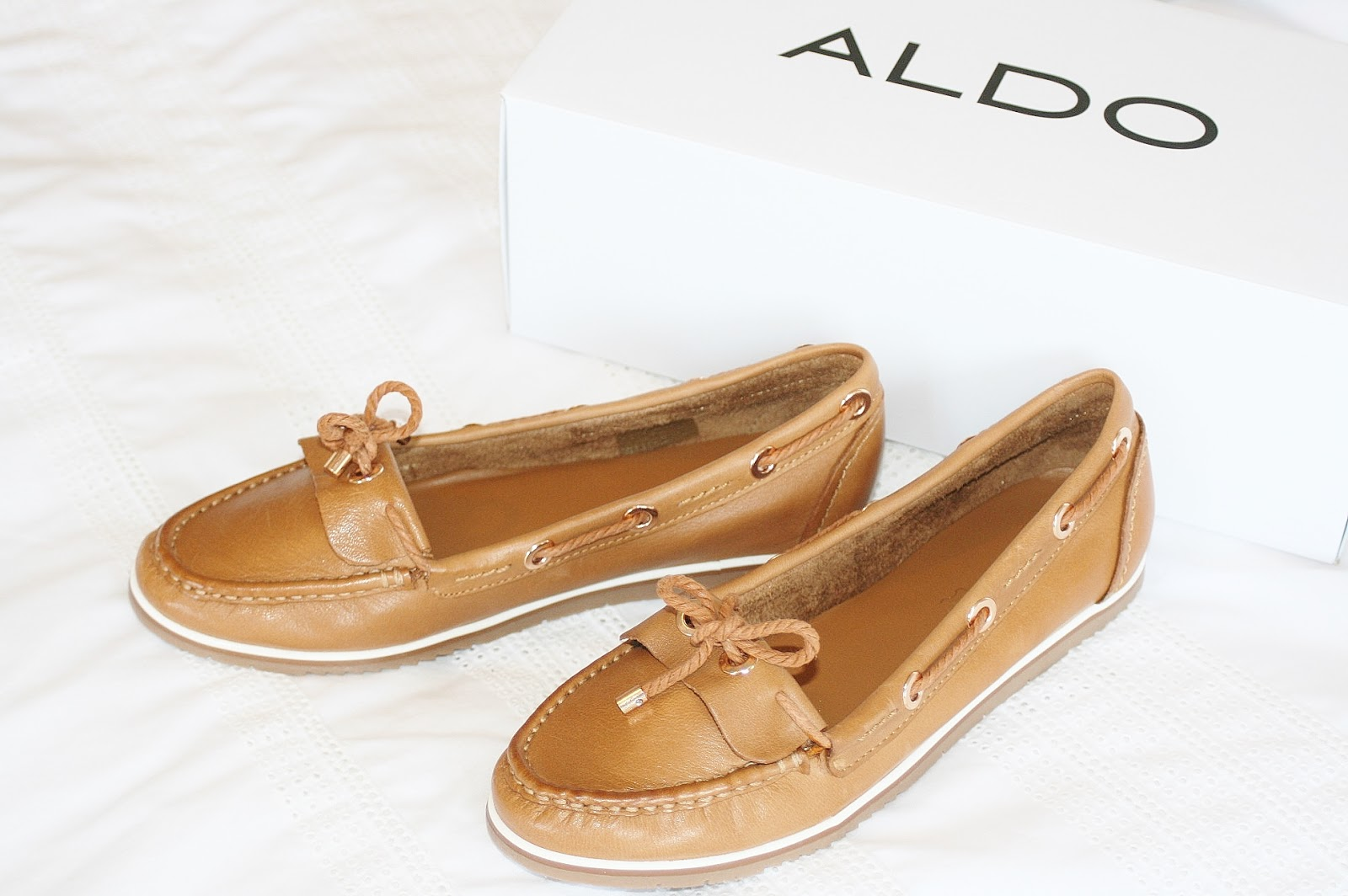 Katherine Penney Chic Fashion Style Summer Boat Shoes Loafers Life Shopping Aldo