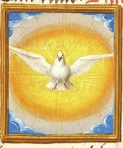 A Dove Descending