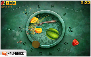 fruit ninja apk cut the fruits