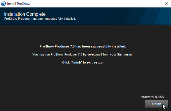 ProShow Producer 703527 Crack And Patch Full Version