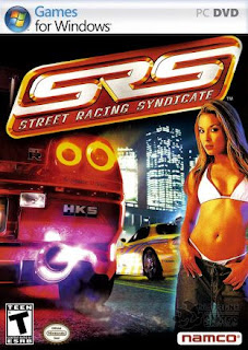 SRS: Street Racing Syndicate PC Cover