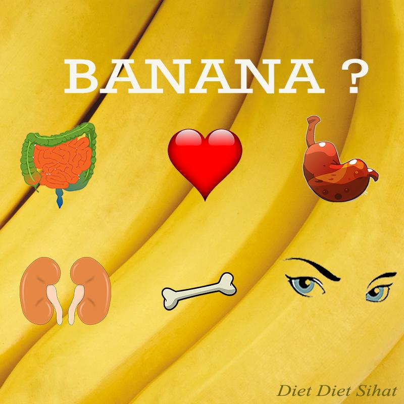 kelebihan pisang