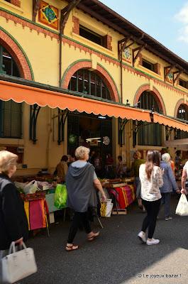 Menton  - marché