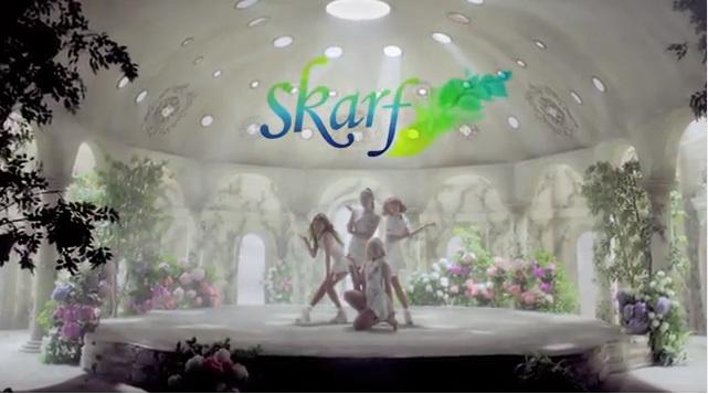 "Skarf >> Mini Album ""Luv Virus"" Skarf"