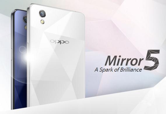 Keunggulan & Kelemahan Oppo Mirror 5