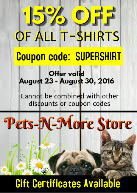 ALL T-SHIRTS ON SALE