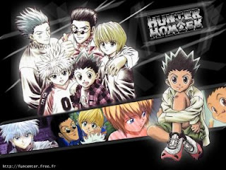 hunter x hunter anime wallpaper